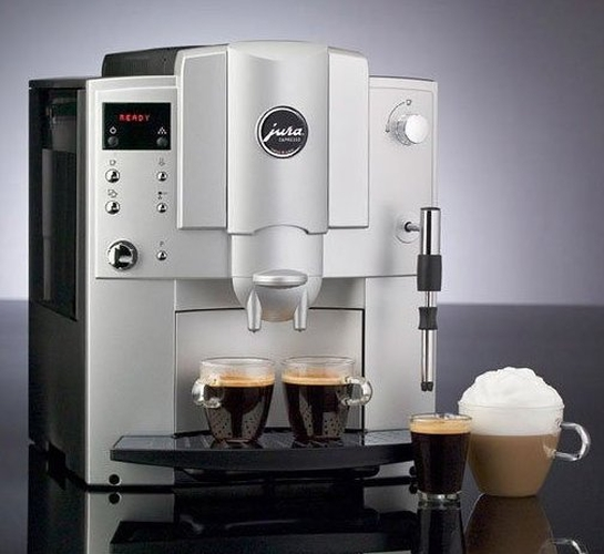 Jura Impressa E9 Super Automatic Espresso Machine!