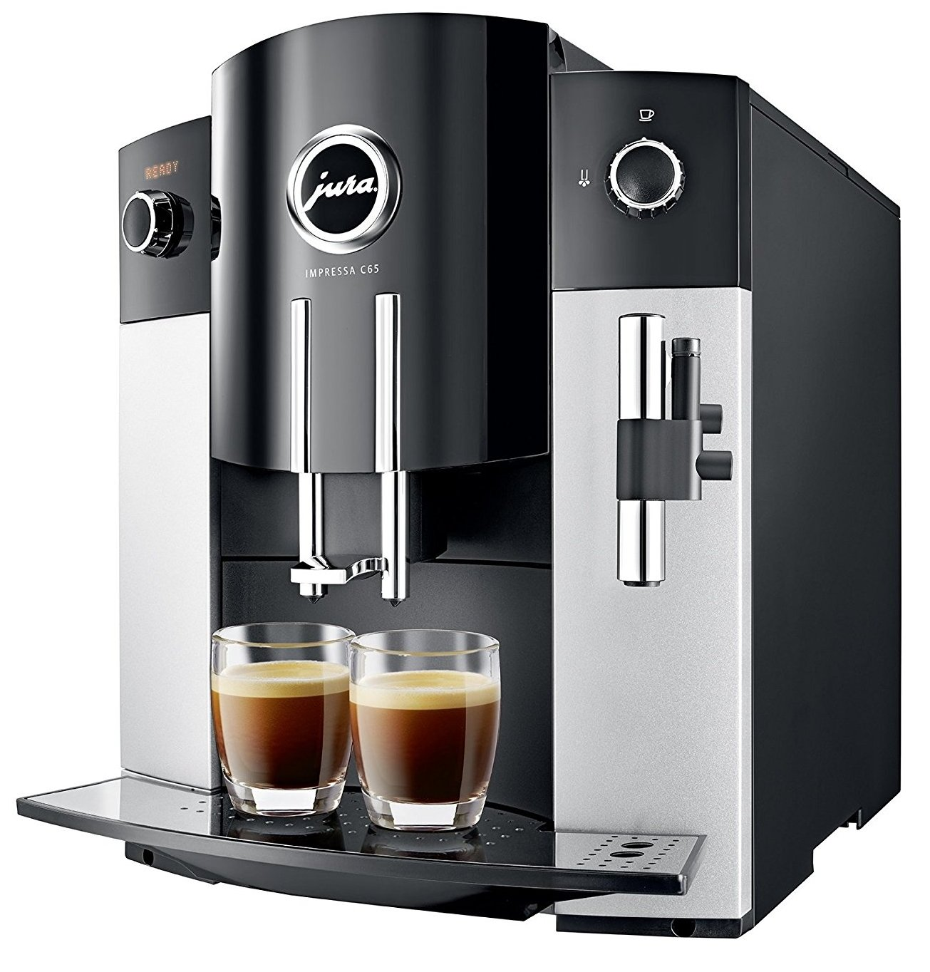 Jura Impressa C65 Superautomatic Espresso Machine!