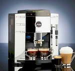 Jura Impressa F9 Chrome Super Automatic Espresso Machine!