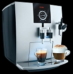 Jura Impressa J5 Superautomatic Espresso Machine!