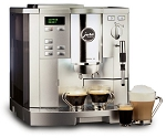 Jura Impressa S8 Superautomatic Espresso Machine!