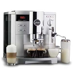 Jura S9 Avantgarde Superautomatic Espresso Machine with AutoFrother!