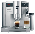 Jura S9 One-Touch Superautomatic Espresso Machine with 20oz S/S Milk Jug