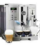 Jura Impressa S9 Super Automatic Espresso Machine with AutoFrother!
