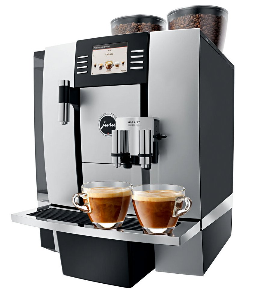 Jura Giga X7 Professional Superautomatic Espresso Machine!