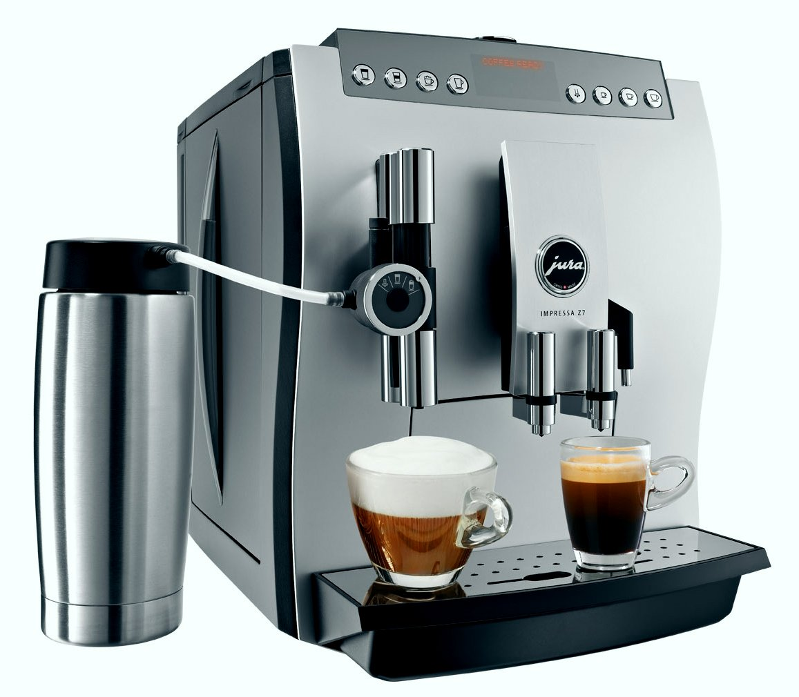 Jura Impressa Z7 One-Touch Superautomatic Espresso Machine!