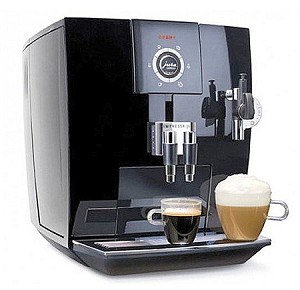 Jura Impressa J6 Superautomatic Espresso Machine!