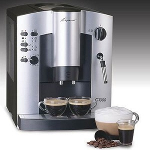 Jura-Capresso C1000 Super Automatic Espresso Machine!