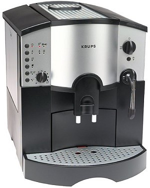 Krups Orchestro 889 Superautomatic Espresso Machine!