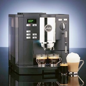 Jura Impressa S7 Super Automatic Espresso Machine!