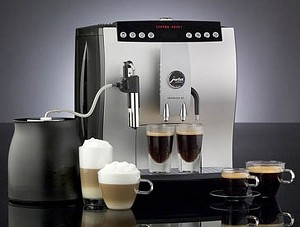 Jura Impressa Z5 One-Touch Super Automatic Espresso Machine!
